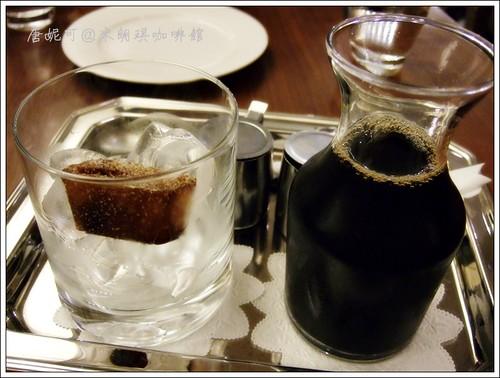 唐妮可☆吃喝玩樂過生活 拍攝的 20091229_米朗琪咖啡館12。