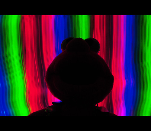 Elmo?s Exposure. by Mylla, on Flickr
