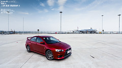 Mitsubishi Lancer Evolution X * Reloaded III (jiazi) Tags: auto china car sedan beijing evolution x 20 169 lancer mitsubishi evo 20t