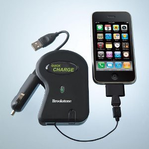 Brookstone 4 in 1 charger