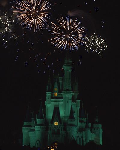 Photowalk 26 of 52 - Disney Fireworks