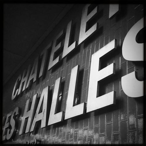 Chalet Les Halles
