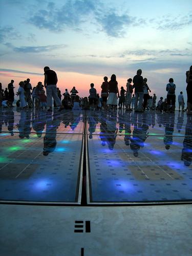 Greeting to the sun - Zadar