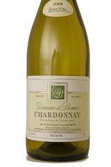 2008 Domaine de Bernier Vins du Pays Jardin de la France Chardonnay