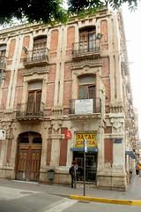 Schaufensterbummel in Águilas, Murcia