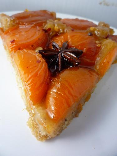 Apricot Tart Tatin | Girl Interrupted Eating