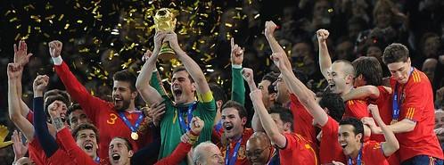 España campeona