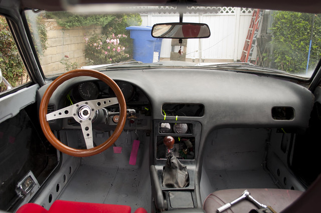 240sx dash install