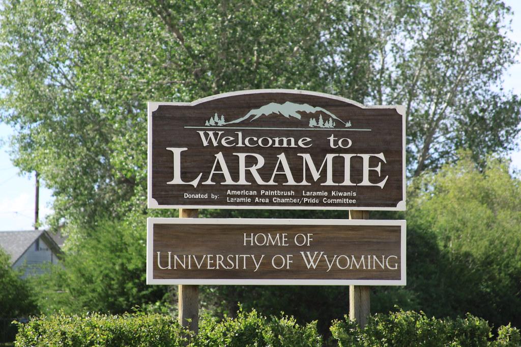 Laramie Welcomes You...