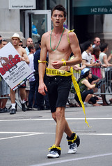 Keep out! (RSEanes) Tags: nyc newyorkcity gay newyork man male m