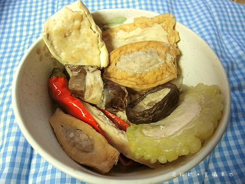 風味小廚釀豆腐