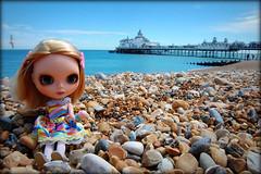 Sunny Eastbourne Pier