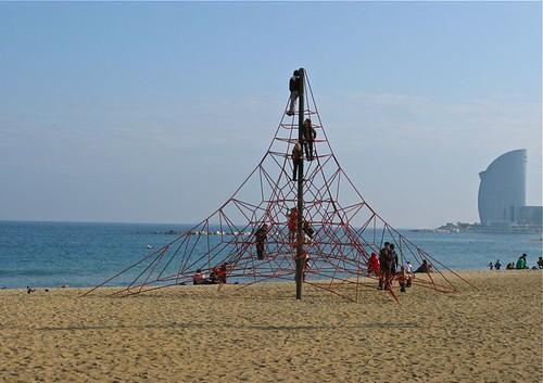 barcelona beach 007