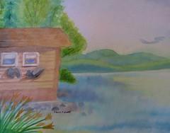 6.9.10 - Long Lake in Early Morning