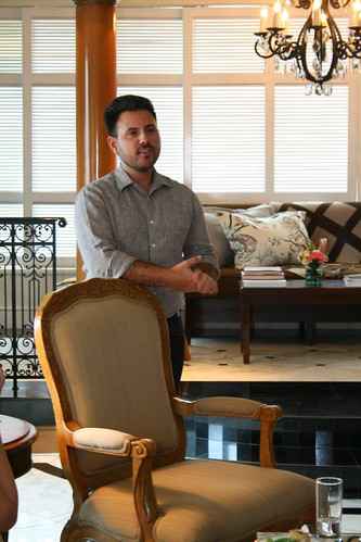 Adam Gobble explains the DwellStudio style and philosophy
