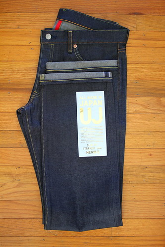 Uniqlo Selvedge Denim
