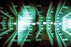 Time Keeps On Slipping (n23art) Tags: film 35mm thailand lomo xpro lomography crossprocessed supersampler bangkok toycamera slidefilm plasticcamera fujiprovia400 tripleniceshot mygearandmepremium mygearandmesilver n23art
