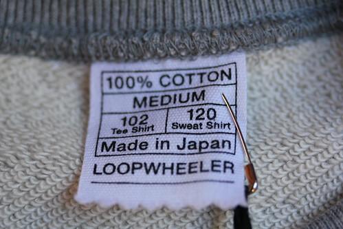 Loopwheeler tag