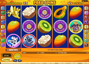 free Big Break free spins