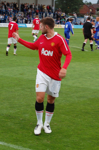 Manchester United reserves Vs Ashton Curzon, 12/07/2010 1