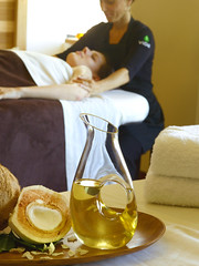 Coconut Refresh Massage from Vida Spas