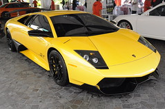 Yellow Murcielago SV (arnold_cruz) Tags:
