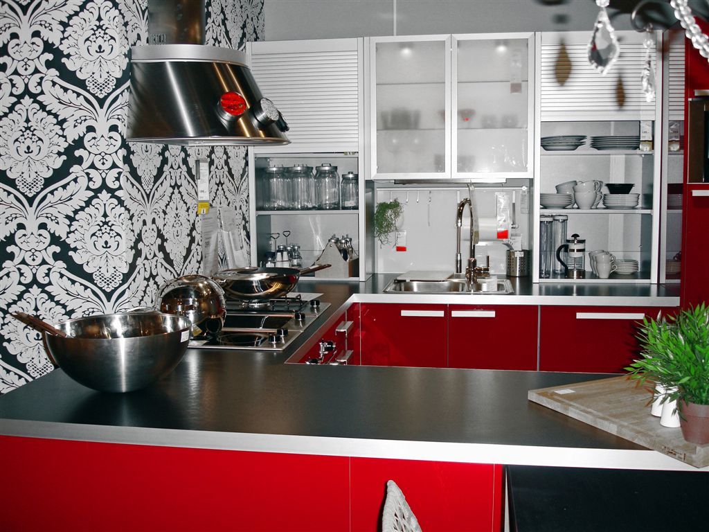IKEA Kitchen display