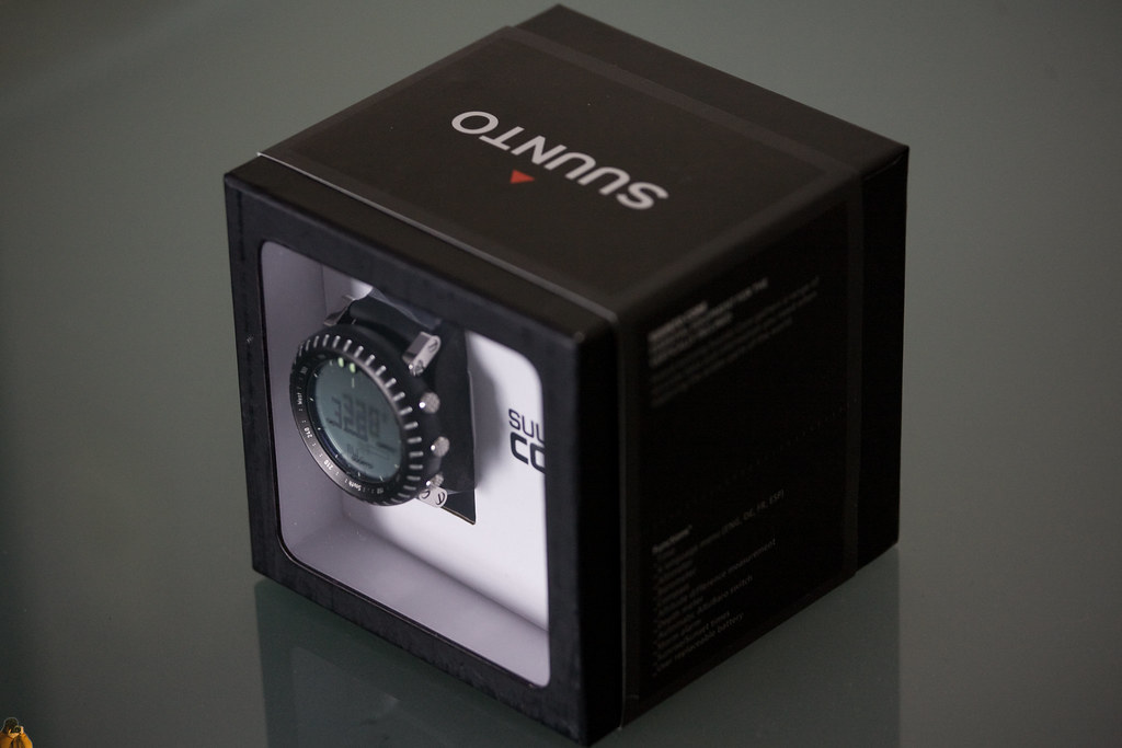 bling bling | Suunto Core Altimeter / Barometer / Compass / Watch