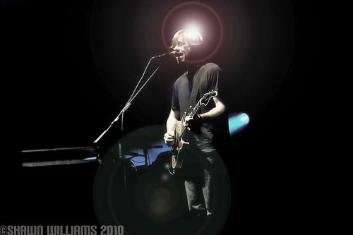 Trey Anastasio @ VZW Amphitheatre, Charlotte NC - 2010/07/02