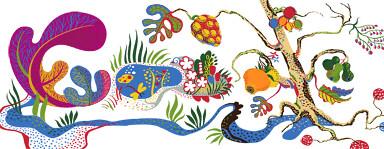 Josef Frank Google Logo 2010