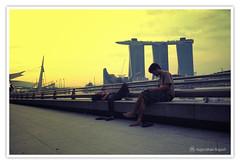 | Lazy Morning | (Rajendran Rajesh) Tags: singapore rr kolam nikon50mm nikond90 marinabaysands dsc7363 rajendranrajesh rajespics rajeshinsingapore