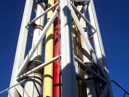 Cedar Point - Power Tower Geek Shot