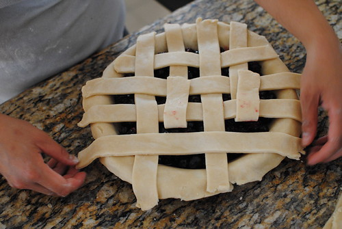 lattice step 3