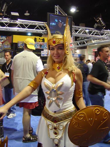 Comic-Con 2004 - She-Ra