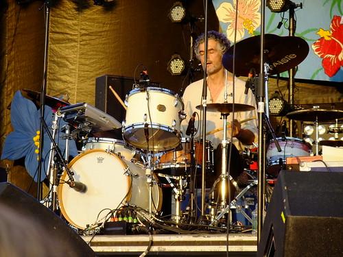 Blonde Redhead at Ottawa Bluesfest 2010