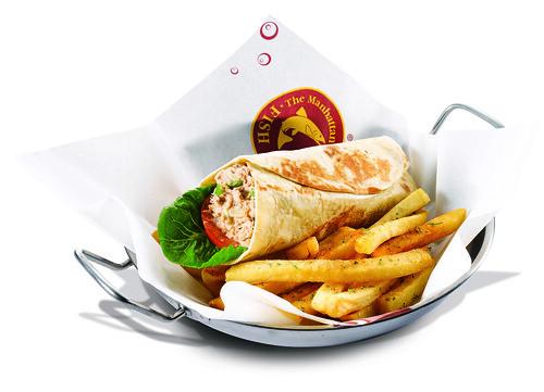 Wrap 'N Roll (RM 14.90)