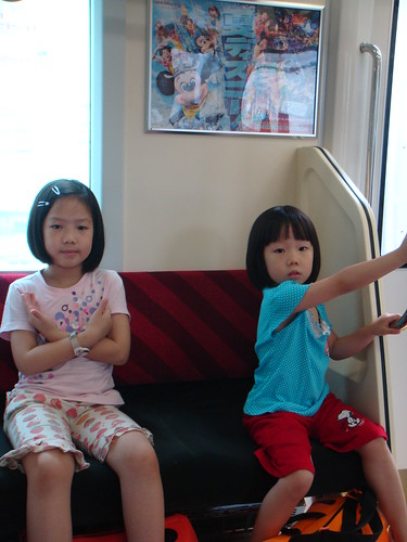JR京葉線往舞濱(舞浜)前進