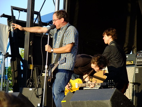The Hold Steady at Ottawa Bluesfest 2010