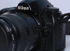 d70s (hactux) Tags: nikon d70s