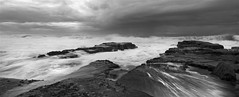 The Rush. (madarchie0 - currently offline) Tags: bw rocks tokina1224 swell susangilmore coalships