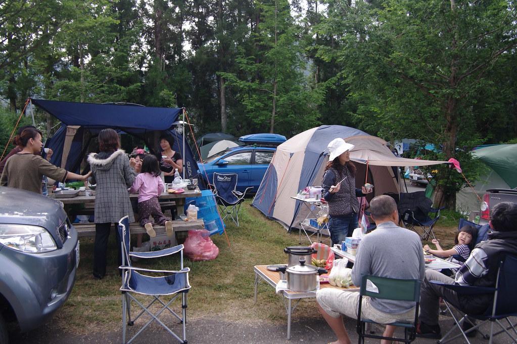 福壽山武陵農場四天三夜露營趣