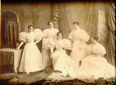 Portland, Maine Beauties (Mirror Image Gallery) Tags: beautifulwomen victorianwomen victorianstyles