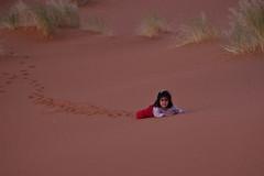 Tiya (Mike Prince) Tags: family flickr footprints prince morocco deserts sanddunes merzouga ergchebbi peopleandrelationships natureandenvironment tiyaprince