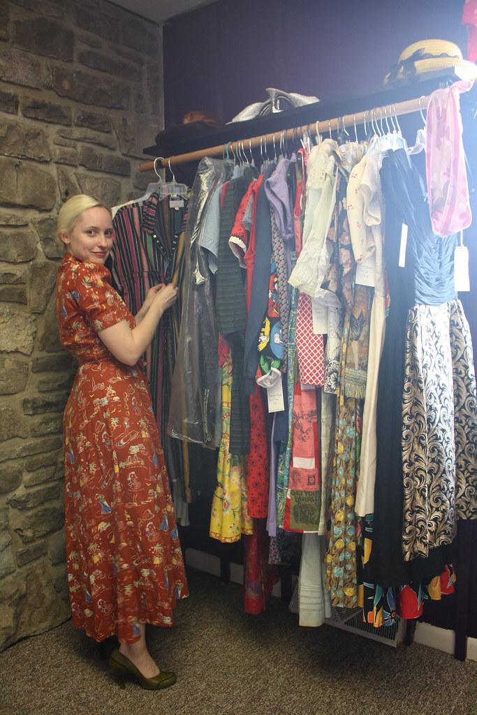 closet case vintage opening!