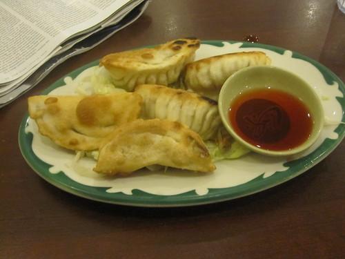 dumplings at P.A.M.
