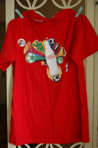 Camiseta Coca-Cola