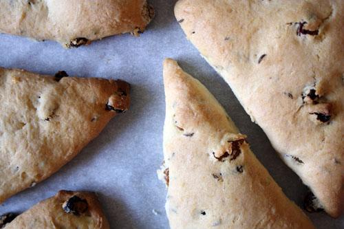 yummy scones.