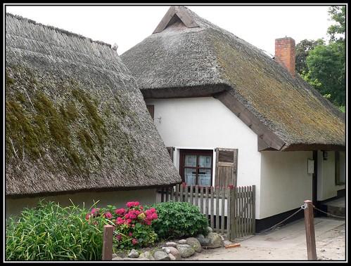 Häuser in Vitt