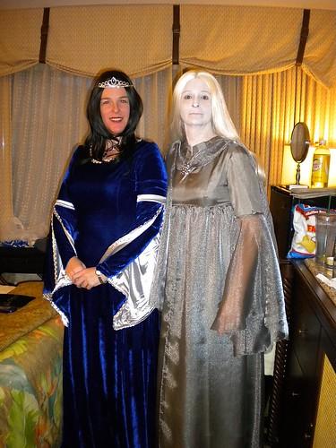 Rowena and Helena Ravenclaw