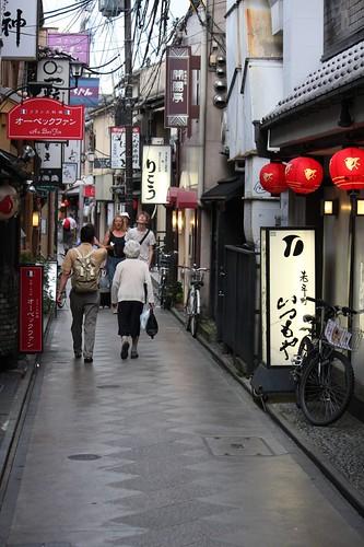 Pontocho 先斗町